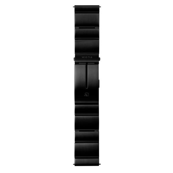 wena wrist Premium Black|firstflight