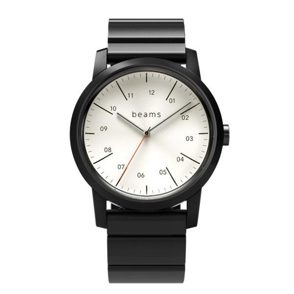 wena wrist Three Hands Premium Black WD -beams edition- + wena wrist Premium Black firstflight