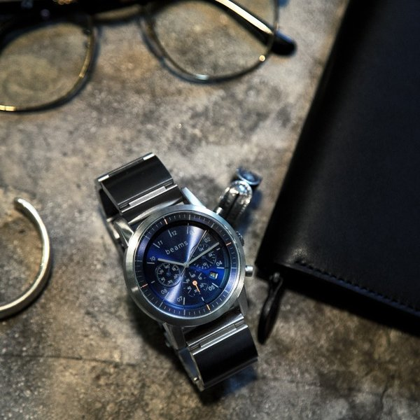 wena wrist -Chronograph  beams edition-|firstflight|05