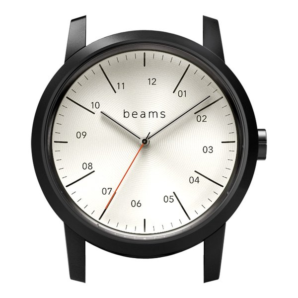 wena wrist Three Hands Premium Black WD -beams edition- Head|firstflight