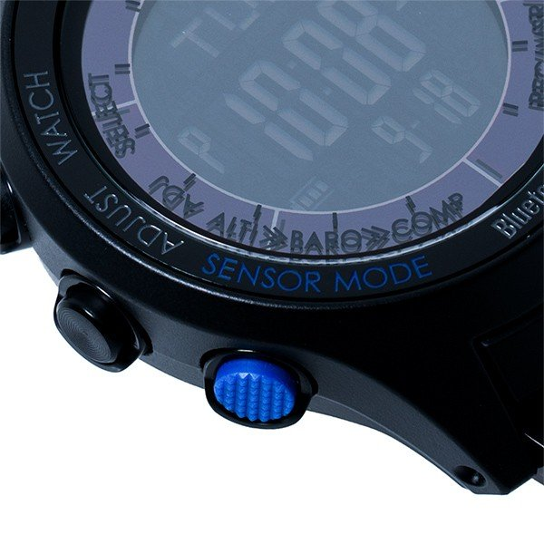 seiko wena wrist active Digital Solar head Blue Black|firstflight|02