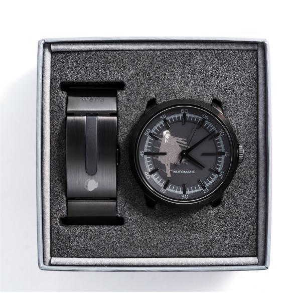 wena wrist Three Hands Mechanical Premium Black BLACKJACK Edition|firstflight|06