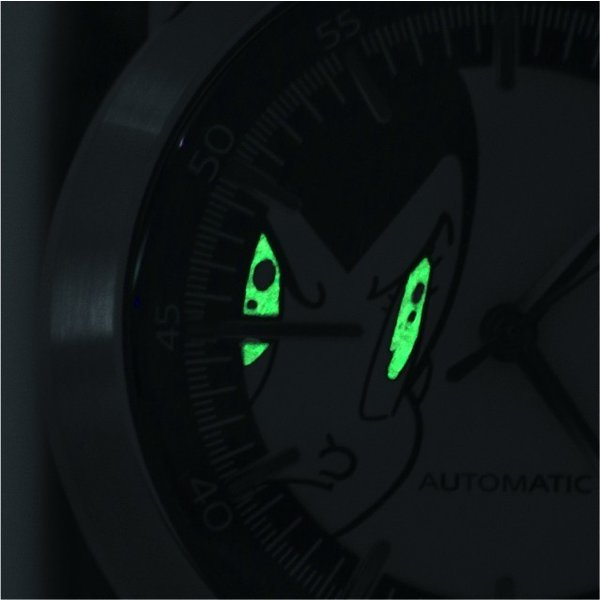 wena wrist Three Hands Mechanical Silver ATOM Edition|firstflight|07