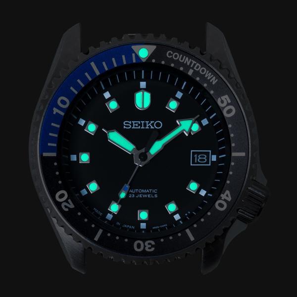 seiko wena wrist pro Mechanical head Premium Black firstflight 03
