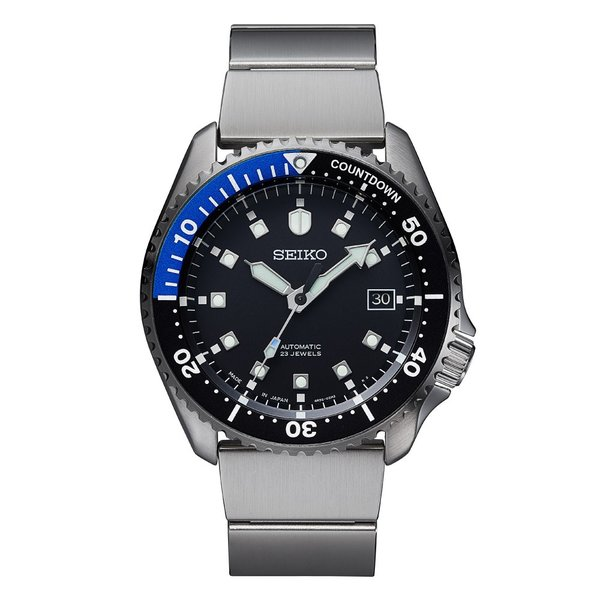 seiko wena wrist pro Mechanical head Silver|firstflight