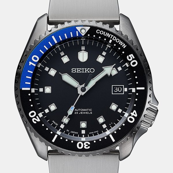 seiko wena wrist pro Mechanical head Silver|firstflight|02