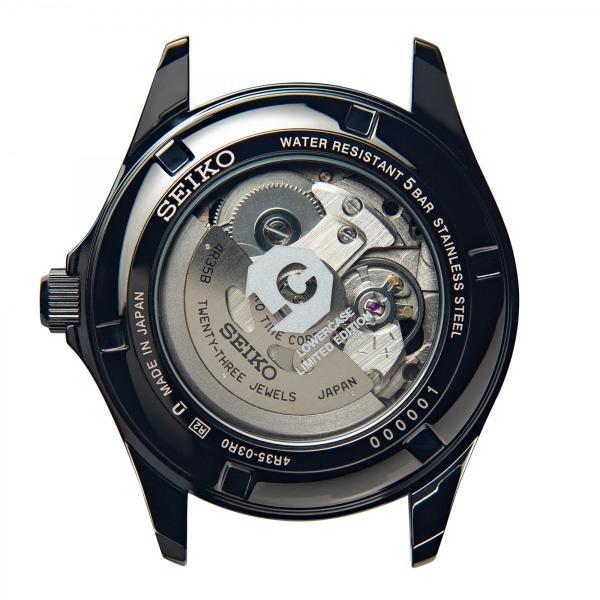 seiko wena wrist pro Mechanical head set Premium Black -LOWERCASE Edition-|firstflight|02