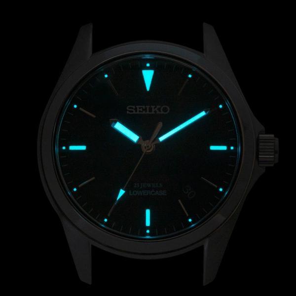 seiko wena wrist pro Mechanical head set Premium Black -LOWERCASE Edition-|firstflight|03