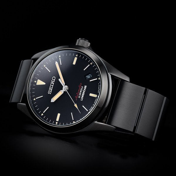 seiko wena wrist pro Mechanical head set Premium Black -LOWERCASE Edition-|firstflight|06