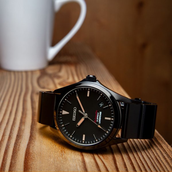 seiko wena wrist pro Mechanical head set Premium Black -LOWERCASE Edition-|firstflight|07
