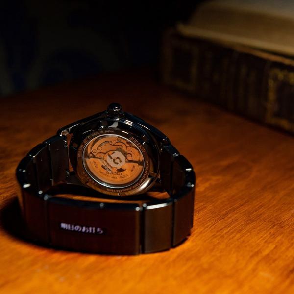seiko wena wrist pro Mechanical head set Premium Black -LOWERCASE Edition-|firstflight|08