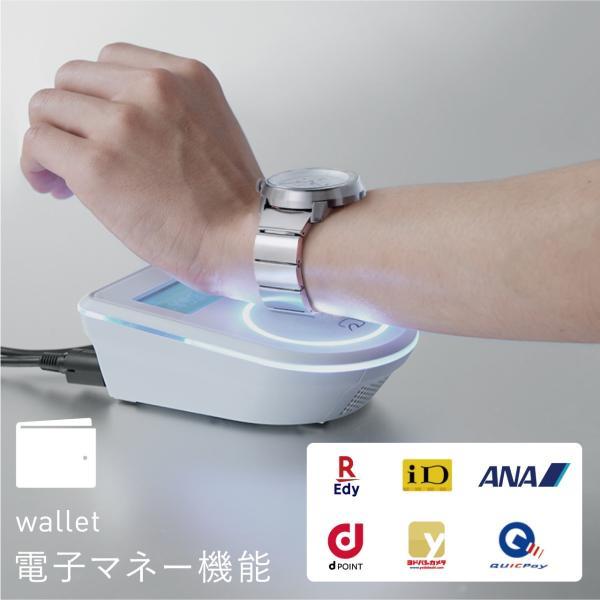 seiko wena wrist pro Mechanical head set Premium Black -LOWERCASE Edition-|firstflight|09