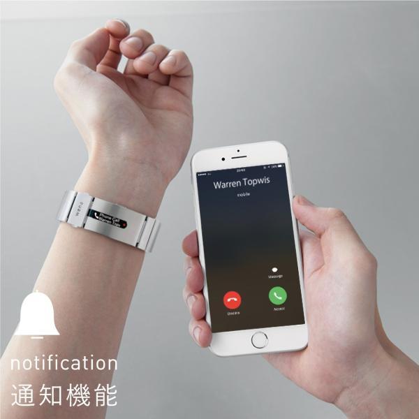 seiko wena wrist pro Mechanical head set Premium Black -LOWERCASE Edition-|firstflight|10