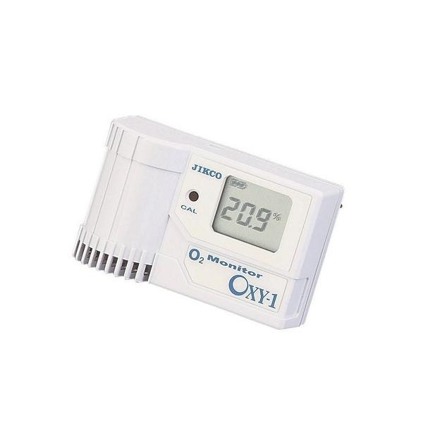 アズワン 酸素モニター(残留酸素濃度計) センサー一体型 1台 [2-2589-01]