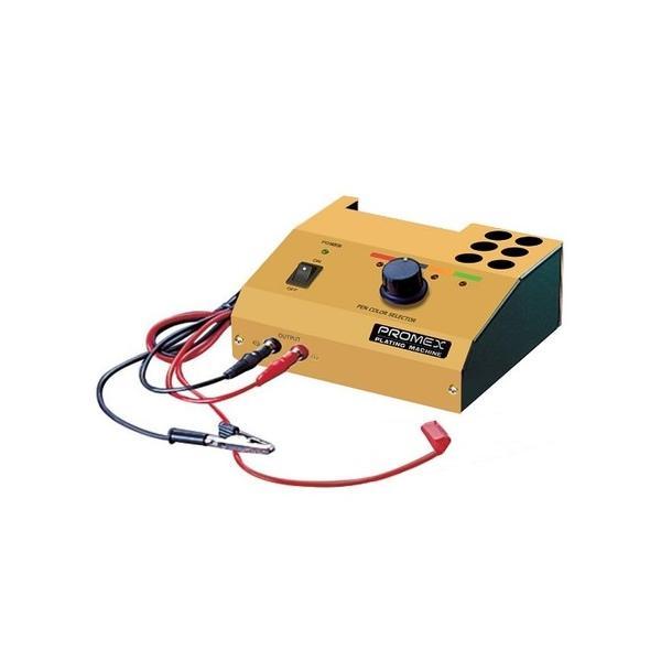 アズワン PROMEX メッキ装置(ペンタイプ) 本体(接続コード付) 1セット [2-9246-02]