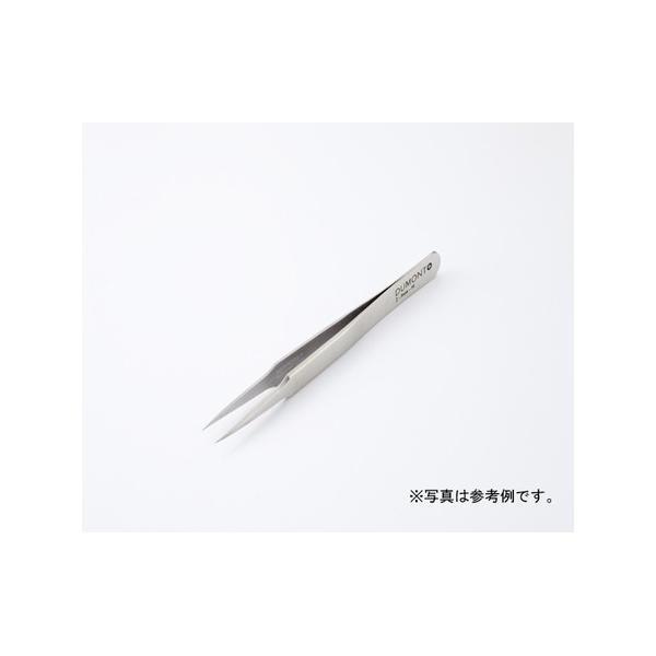 アズワン 精密ピンセット No.2 極細 チタン 1本 [7-562-32]