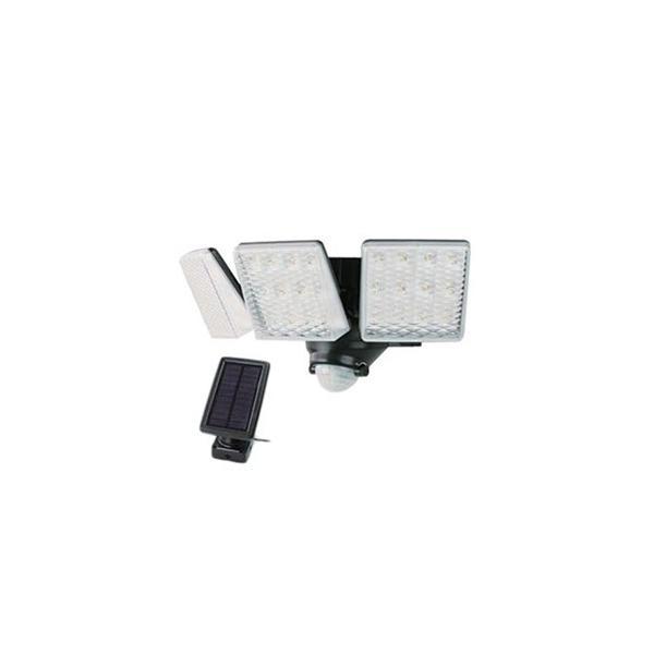 DAISHIN 大進 LEDソーラーセンサーライト DLS-7T300 3灯式 明るさ1000ルーメン 【在庫有り】