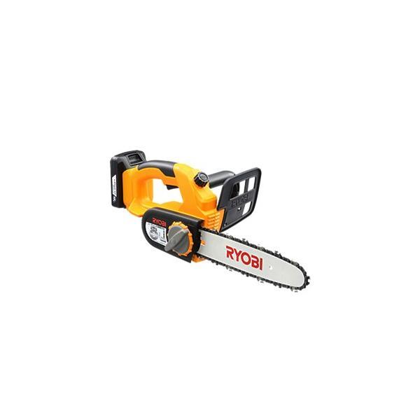 リョービ(京セラ)18V充電式チェンソー(ハーフトップハンドル)BCS-1800L1 在庫有り