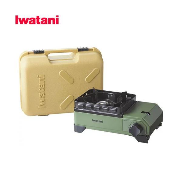 岩谷産業(イワタニ) 小型 アウトドア用 カセットフー タフまるJr. CB-ODX-JR 【在庫有り】