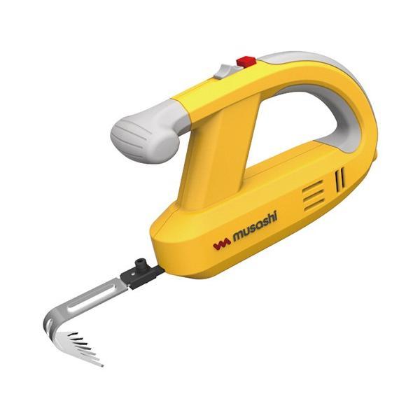 ◆ムサシ 充電式除草バイブレーター WE-750