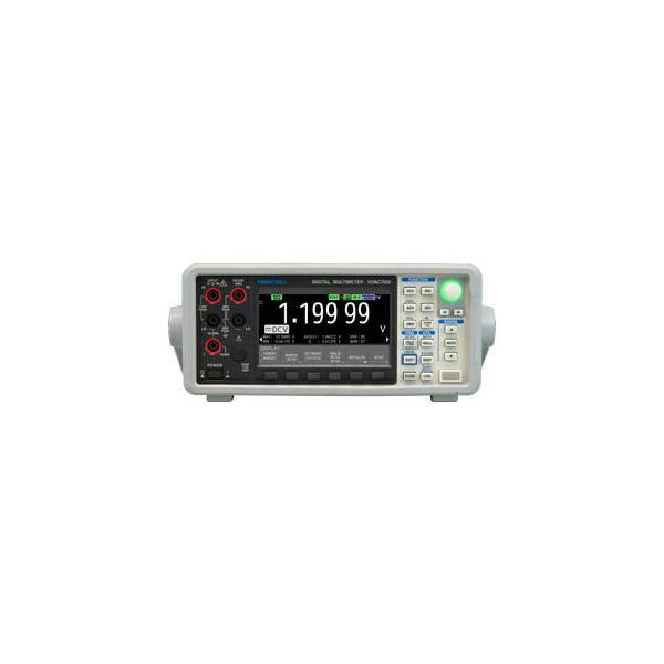 岩崎通信機(IWATSU) デジタルマルチメータ VOAC7502