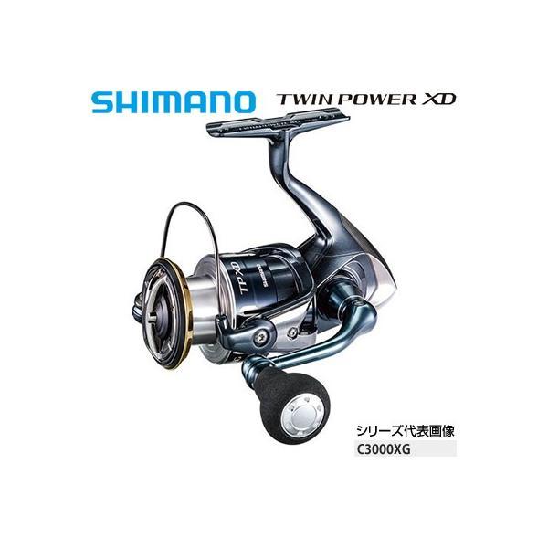 シマノ 17ツインパワーXD 4000XG コード:03747 3