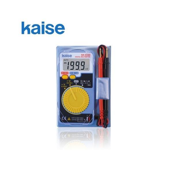 カイセ(Kaise) SK-6500 カード型 デジタルマルチメーター
