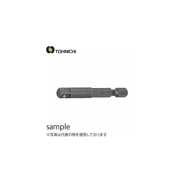 東日製作所 No.90 トルクドライバ用交換角ビット [ビットサイズ:6.35mm(1/4)]