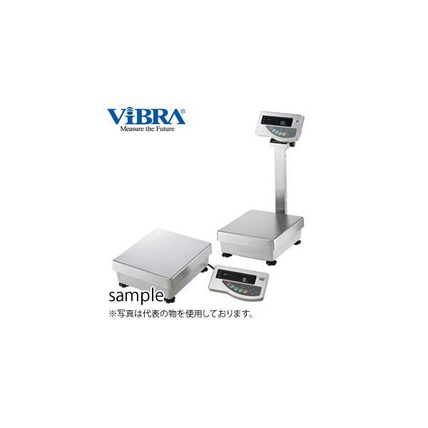 新光電子(ViBRA) HJR-33KT 高精度電子台はかり【校正分銅内蔵型】 ひょう量:33kg