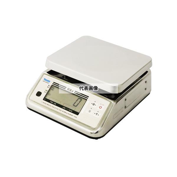 大和製衡(ヤマト) 防水型デジタル上皿はかり UDS-700-WPK-6 ひょう量:6kg 防塵・防水等級IP68準拠検定品