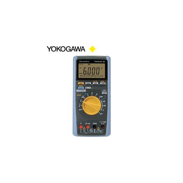 横河計測 デジタルマルチメーター TY520 基本確度0.09% /真の実効値測定