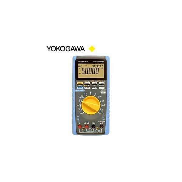 横河計測 デジタルマルチメーター TY710基本確度:0.020%/真の実効値