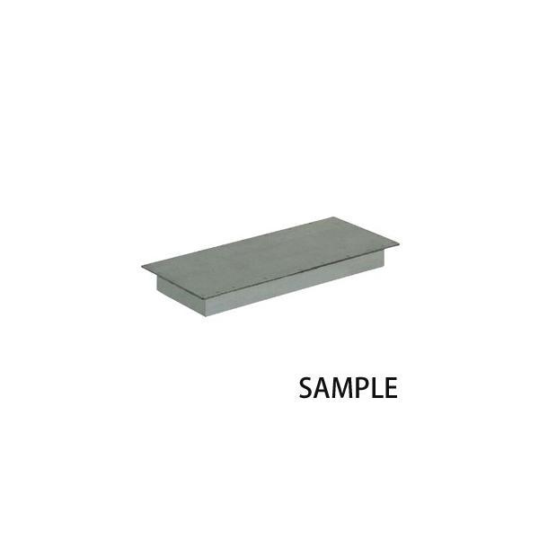 カネテック 標準型フラットタイプ プレートマグネット KPMF-2080A