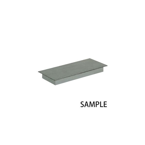 カネテック 標準型フラットタイプ プレートマグネット KPMF-3080A