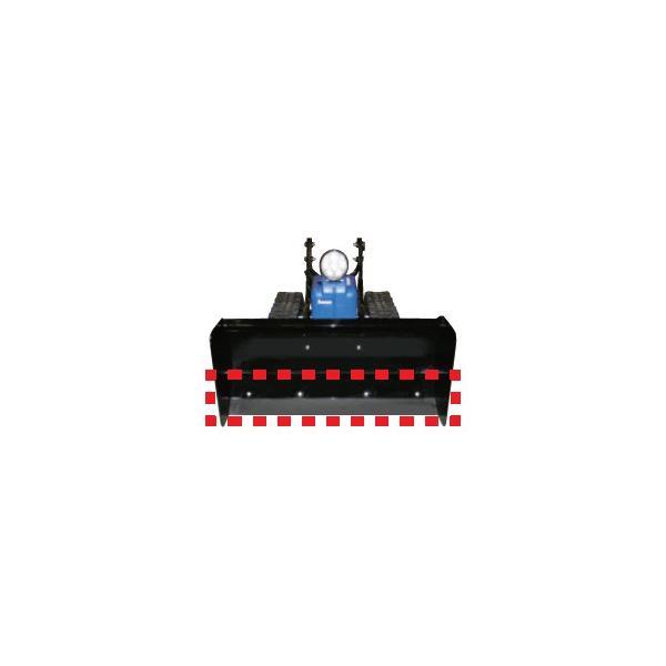 sasaki オスーノ(ER-801)オプション ゴムスクレーパー