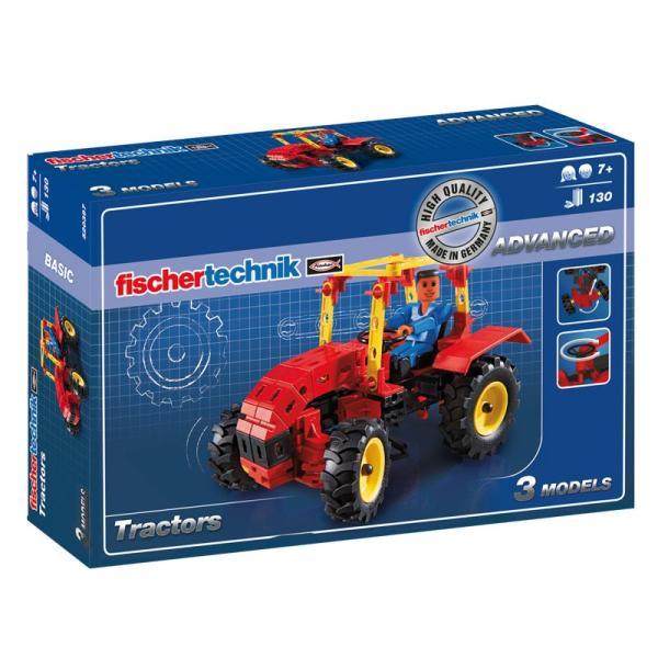 フィッシャーテクニック トラクター Tractors|fischertechnik-edu