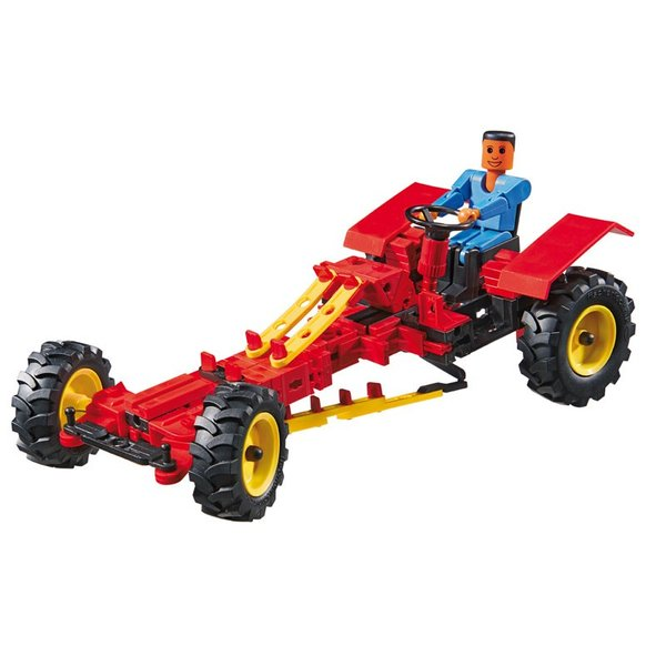 フィッシャーテクニック トラクター Tractors|fischertechnik-edu|02