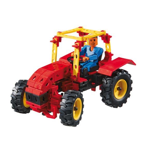 フィッシャーテクニック トラクター Tractors|fischertechnik-edu|03
