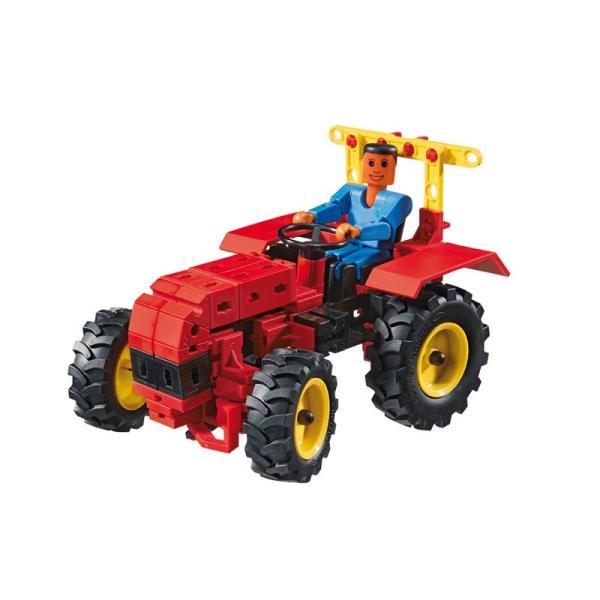 フィッシャーテクニック トラクター Tractors|fischertechnik-edu|04