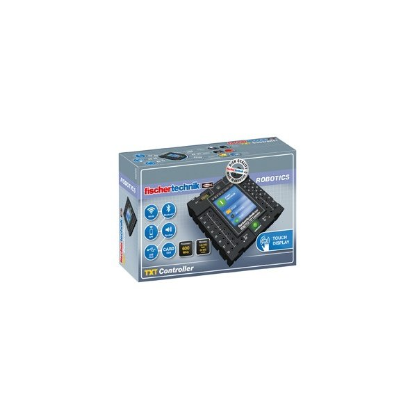フィッシャーテクニック TXTコントローラー・スターターセット ROBOTICS TXT Controller Starter Set|fischertechnik-edu|02