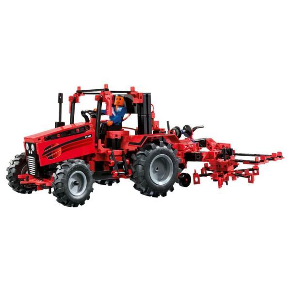 フィッシャーテクニック トラクターIRコントロール セット Tractor Set IR Control|fischertechnik-edu|02