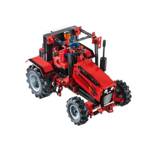 フィッシャーテクニック トラクターIRコントロール セット Tractor Set IR Control|fischertechnik-edu|03