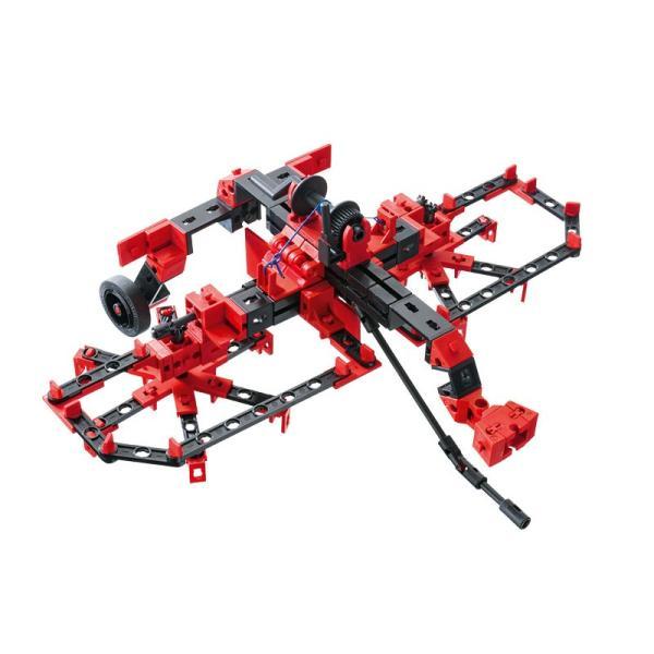 フィッシャーテクニック トラクターIRコントロール セット Tractor Set IR Control|fischertechnik-edu|04