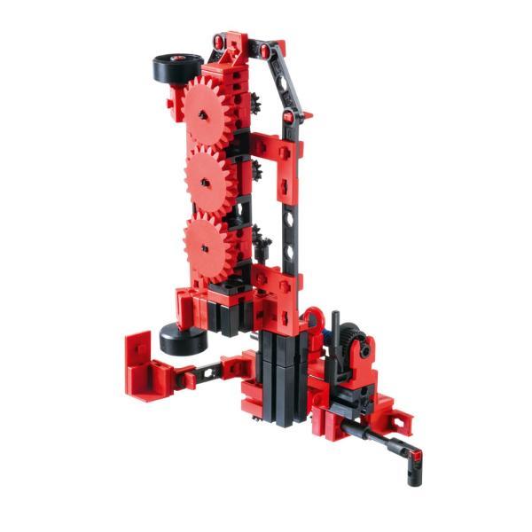 フィッシャーテクニック トラクターIRコントロール セット Tractor Set IR Control|fischertechnik-edu|05