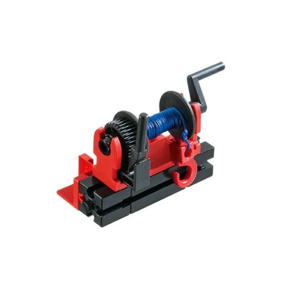 フィッシャーテクニック トラクターIRコントロール セット Tractor Set IR Control|fischertechnik-edu|06