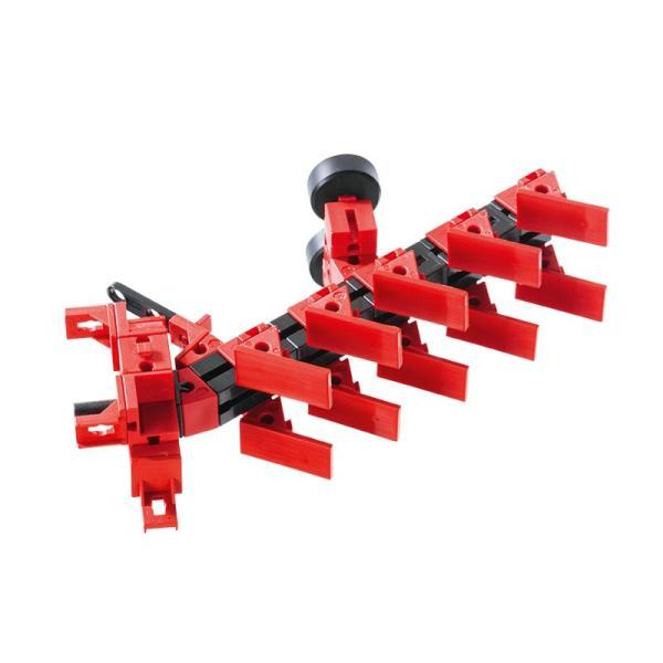 フィッシャーテクニック トラクターIRコントロール セット Tractor Set IR Control|fischertechnik-edu|07
