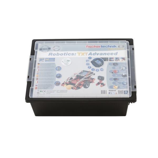フィッシャーテクニック ロボティクス TXTアドバンス バッテリーセット付属 Robotics: TXT Advanced with Battery Set|fischertechnik-edu|02