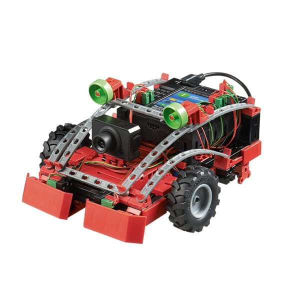 フィッシャーテクニック ロボティクス TXTアドバンス バッテリーセット付属 Robotics: TXT Advanced with Battery Set|fischertechnik-edu|11