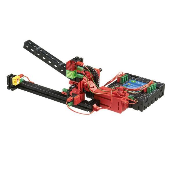 フィッシャーテクニック ロボティクス TXTアドバンス バッテリーセット付属 Robotics: TXT Advanced with Battery Set|fischertechnik-edu|13