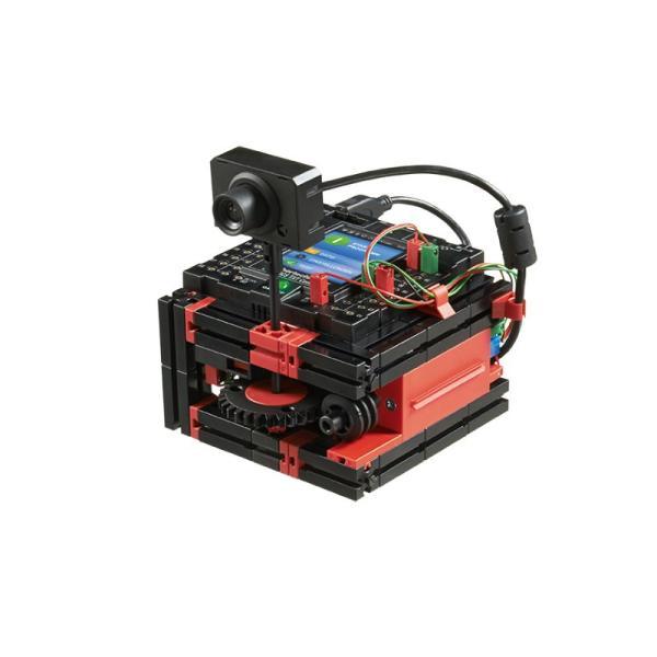 フィッシャーテクニック ロボティクス TXTアドバンス バッテリーセット付属 Robotics: TXT Advanced with Battery Set|fischertechnik-edu|14